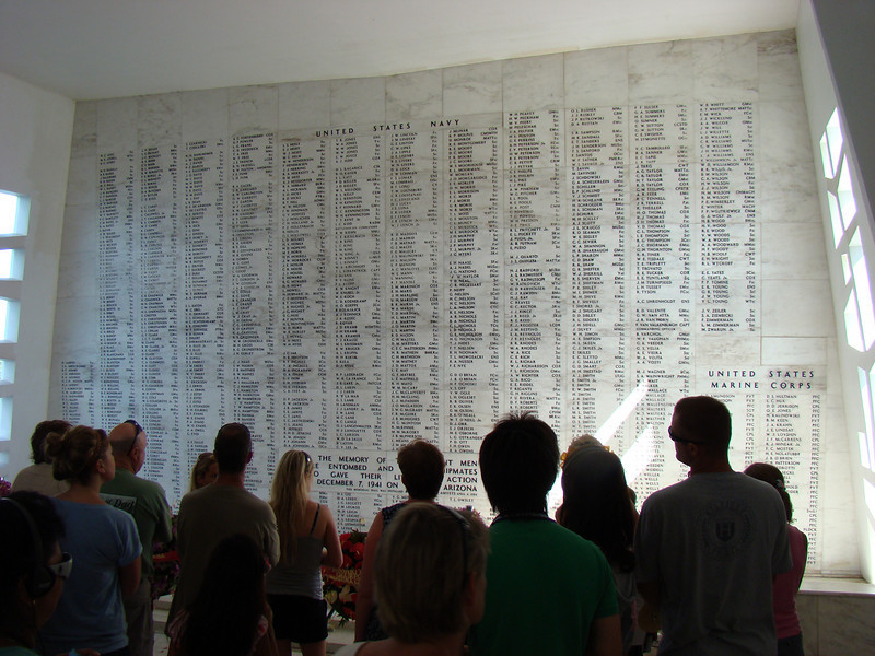 The list of all the sailers who are still on the ship.