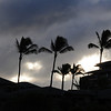 Rain shower passing through. Hawaii Oct 2010. Maui (Kapalua, Lahaina) and Oahu (Pearl Harbor)