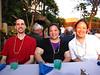 Greg, Aimee, and I at the Hyatt Regency Luau on Maui.