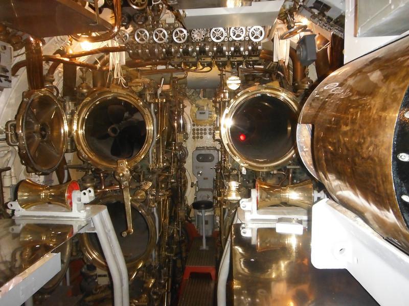 Torpedo Tubes USS Bowfish