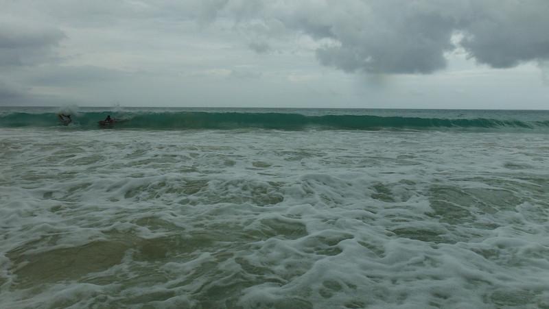 Bellows Beach.