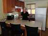 October 16, 2013 - (Bellows Air Force Station, Honolulu County, Waimanalo, Hawaii) -- MaryAnne at Bellows AFS apartment