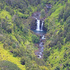 Umauma Falls is a stunningly attractive multi-tiered waterfall tumbling over a cumulative height reported to be 300ft (though I swear it looked nowhere near that tall)