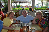 Laurie, Ken and Mom at the Hula Grill.