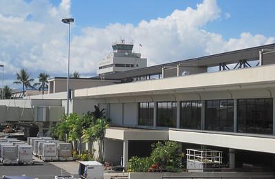 October 11, 2013 - (Honolulu International Airport, Honolulu, Honolulu County, Hawaii)
