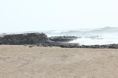 October 12, 2013 -- (Makapu'u Beach Overlook, Honolulu County, Hawaii Kai, Hawaii) -- Sandy Beach