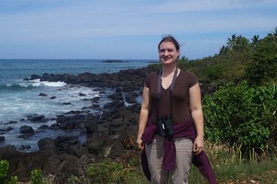 October 12, 2013 -- (North Shore, Waimea, Honolulu County, Hawaii) -- Katie