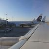 Waiting at SJC to take off