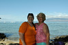 Mom and I hanging in Lahaina.