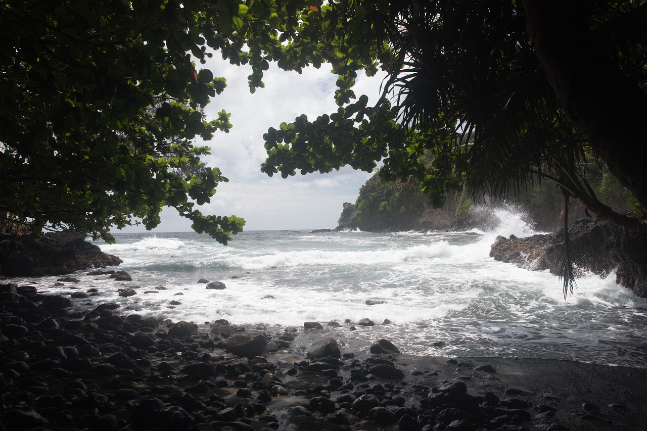View from Onomea Bay Trail