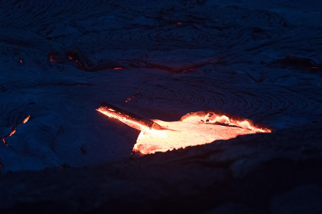 Hot Lava (closeup)