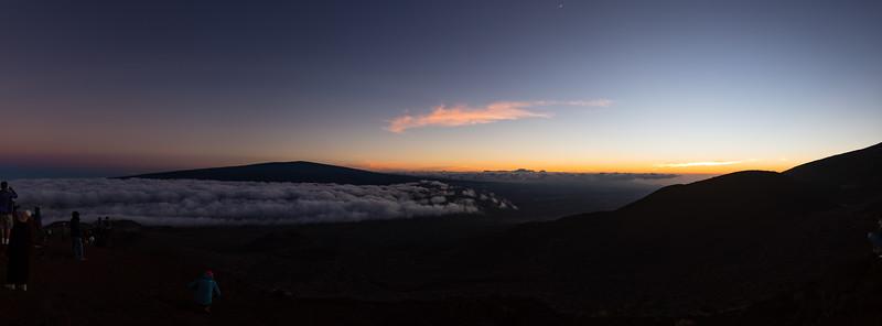Post-sunset