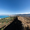Wider view from DIamond Head overlook