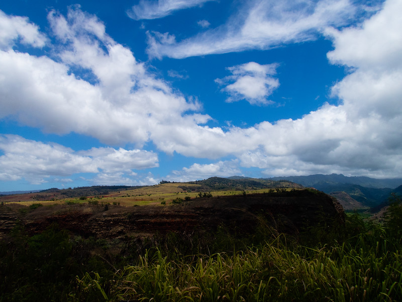 Countryside on Kauai
