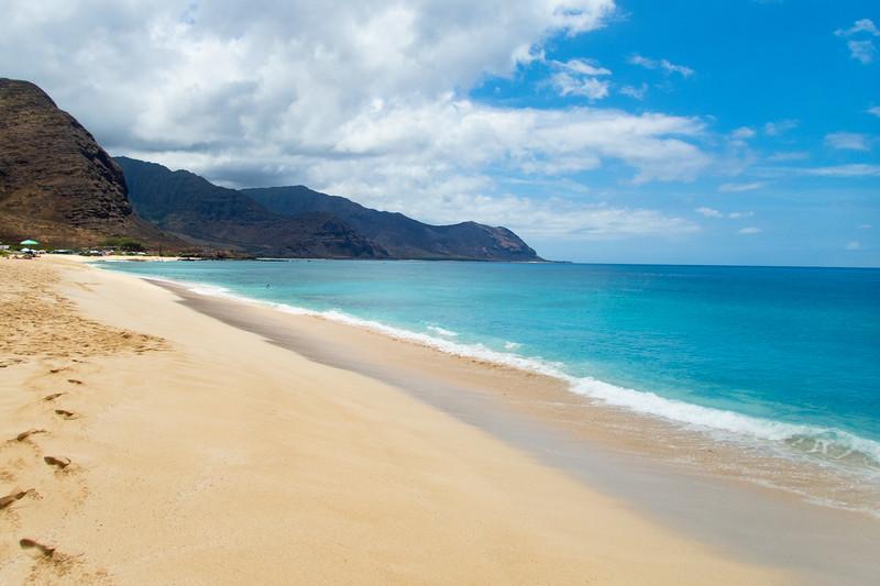 Keawaula Beach