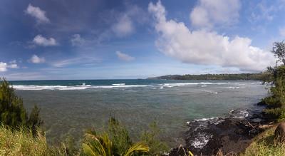 Kalihiwai Bay