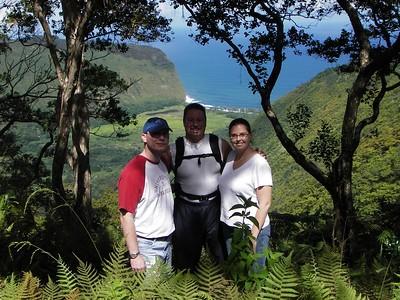 Hawaii Big Island Visit w/ UNESCO Hawaii Volcanoes National Park October 23-28, 2005