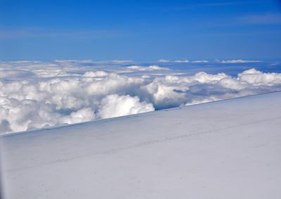 35,000 feet in the air.