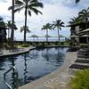 pool area at Koa Kea