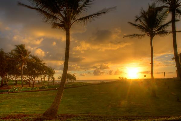 Hawaii Mornings