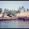 Replica Hawaiian village