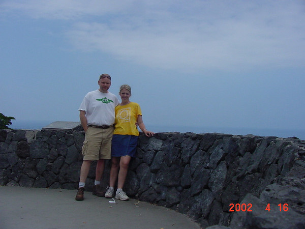 Hawaii Trip 2002