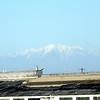 Mount San Antonio is the highest peak at 10,064 feet