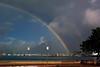 Rainbow Over the Harbor