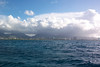 View of Honolulu/Waikiki From Dive Boat