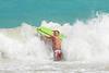 Crashing the Wave