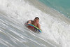 Derrick Boogie Boarding Kailua Beach