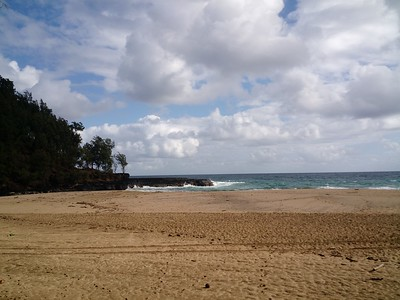 Honeymoon, Day 1: In which we travel to Kauai, and acquaint ourselves with the island.