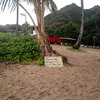 Honeymoon, Day 1: In which we travel to Kauai, and acquaint ourselves with the island. Haena Beach.