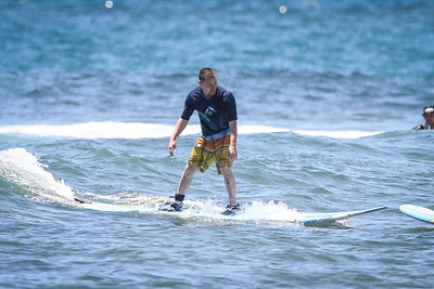 Maui, Day 5: Surfing Lesson with Goofy Foot Surf School.  Images thanks to Maui Digital Images.
