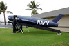 """The SSM-N-8A Regulus cruise missile was the nuclear deterrent weapon employed by the United States Navy from 1955 to 1964.<br /> <br />  <br /> A Regulus missile.In October 1943, Chance Vought Aircraft Company signed a study contract for a 300-mile (480 km) range missile to carry a 4,000-pound (1,800 kg) warhead. The project stalled for four years, however, until May 1947, when the United States Army Air Forces awarded Martin Aircraft Company a contract for a turbojet powered subsonic missile, the Matador. The Navy saw Matador as a threat to its role in guided missiles and, within days, started a Navy development program for a missile that could be launched from a submarine and used the same J33 engine as the Matador. In August 1947, the specifications for the project, now named """"Regulus,"""" were issued: Carry a 3,000-pound (1,400 kg) warhead, to a range of 500 nautical miles (930 km), at Mach 0.85, with a circular error probable (CEP) of 0.5% of the range. At its extreme range the missile had to hit within 2.5 nautical miles (4.6 km) of its target 50% of the time.<br /> <br /> The design was 30 feet (9.1 m) long, 10 feet (3.0 m) in wingspan, 4 feet (1.2 m) in diameter, and would weigh between 10,000 and 12,000 pounds (4,500 and 5,400 kg) After launch, it would be guided toward its target by two control stations. (Later, with the """"Trounce"""" system, one submarine could guide it).<br /> <br /> Army-Navy competition complicated both the Matador's and the Regulus' developments. The missiles looked alike and used the same engine. They had nearly identical performances, schedules, and costs. Under pressure to reduce defense spending, the United States Department of Defense ordered the Navy to determine if Matador could be adapted for their use. The Navy concluded that the Navy's Regulus could perform the Navy mission better.<br /> <br /> Regulus did have advantages over Matador. It required only two guidance stations while Matador required three. It could also be launched qu"""
