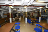 Revamped mess hall.