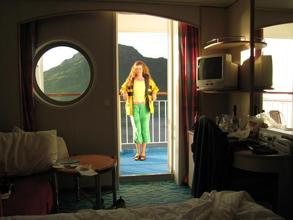 Hawaiian Cruise