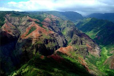 Kauai-View from the sky 7
