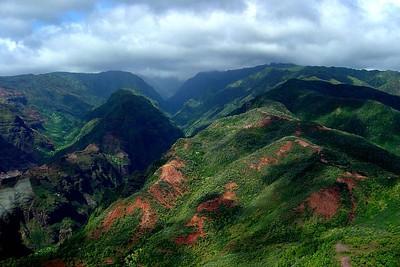 Kauai-View from the sky 4