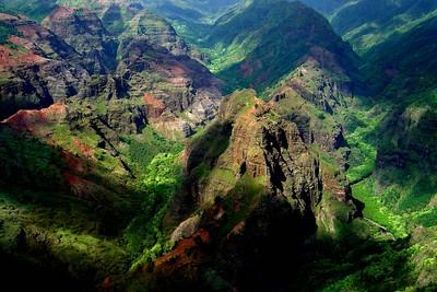 Kauai-View from the sky 6