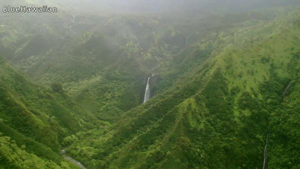 Kauai Helicopter Video