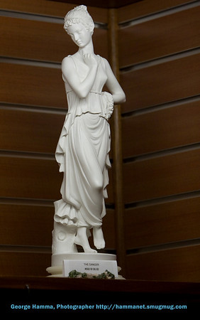 Viewing items that can be purchased in the store:  The Dancer, about 10 inches high.