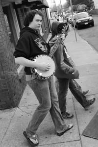 Banjo Walk