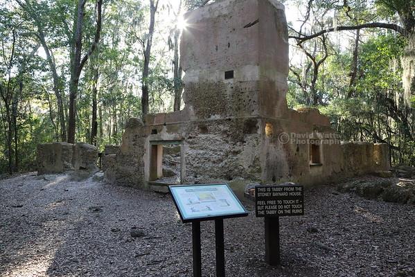 Banyard House Ruins