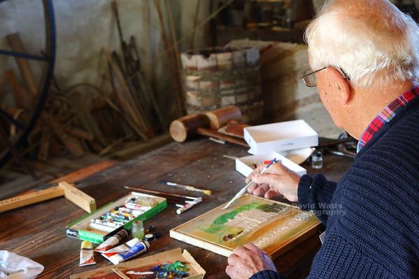 Middleton Place Plantation Artist