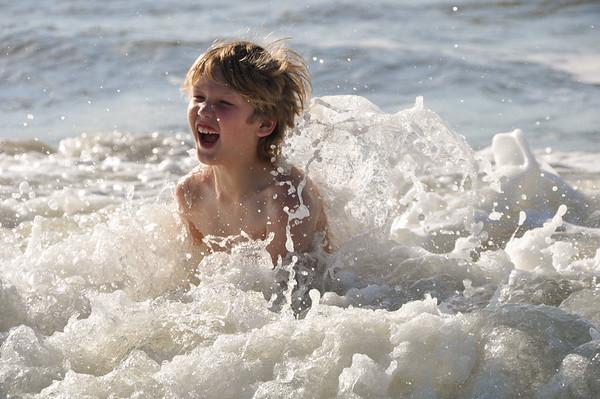 Hilton Head Beach Fun - August 2013