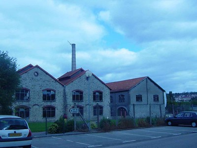 Visit to the ceramics factory in Limoge