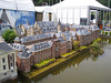 Madurodam: a theme park with miniature models of famous places throughout Holland.