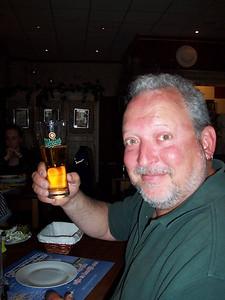 Greek beer, Mythos! Prost!