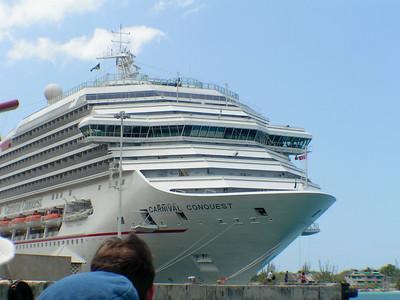 Honeymoon Cruise 2004